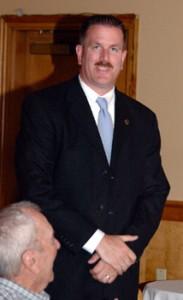 Police Chief SteveSimpkins
