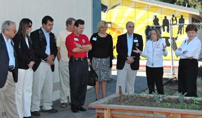 Mexican Delegation at Del Amigo