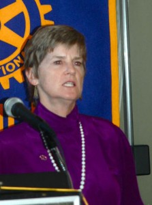 Peggy Gipp Talked About Alzheimer's